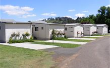 Fossickers Tourist Park - Lismore Accommodation