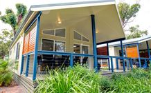 North Coast Holiday Parks Jimmys Beach - Lismore Accommodation