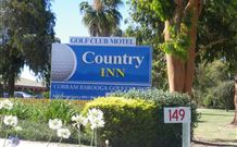 Barooga Country Inn Motel - Barooga - Lismore Accommodation