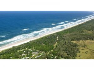 Wooyung Beach Holiday Park - Lismore Accommodation