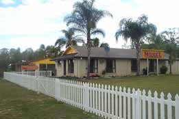 Gayndah A Motel - Lismore Accommodation