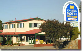 Sovereign Motor Inn Cooma - Lismore Accommodation