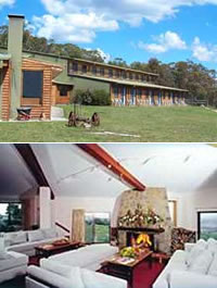 High Country Mountain Resort - Lismore Accommodation