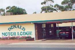 DONALD MOTOR LODGE - Lismore Accommodation