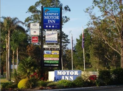 Kempsey Motor Inn - Lismore Accommodation