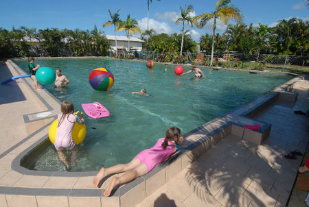 Kurrimine Beach Holiday Park - Lismore Accommodation