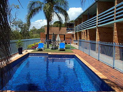 Tannum on the Beach Motel - Lismore Accommodation