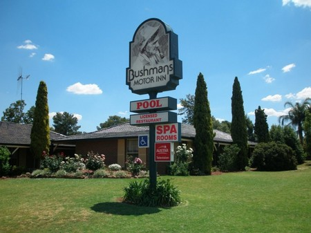 Bushmans Motor Inn - Lismore Accommodation