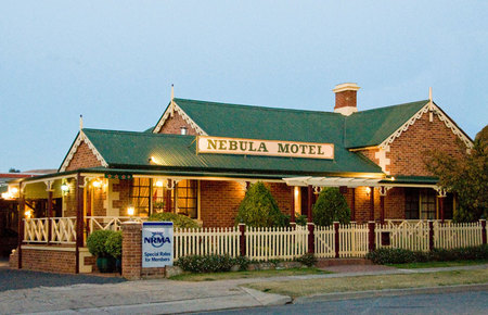 Nebula Motel - Lismore Accommodation