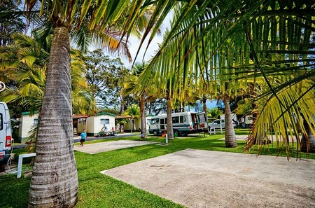 Harbour City Holiday Park - Lismore Accommodation