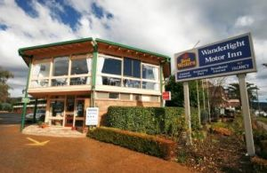 Best Western Wanderlight Motor Inn - Lismore Accommodation