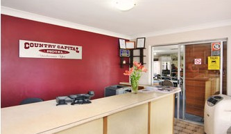 Country Capital Motel - Lismore Accommodation