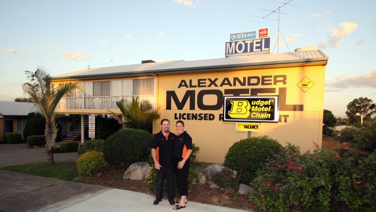 Alexander Motel - Lismore Accommodation
