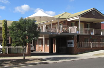 Golf Links Motel - Lismore Accommodation