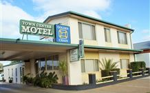 Town Centre Motel - Leeton - Lismore Accommodation
