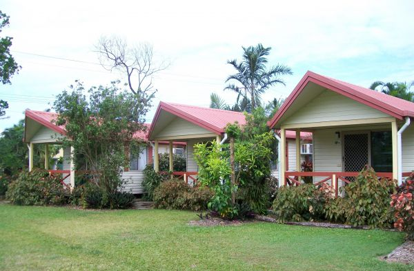 Flying Fish Point Tourist Park - Lismore Accommodation