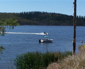 Paradise Dam Recreation Park - Lismore Accommodation