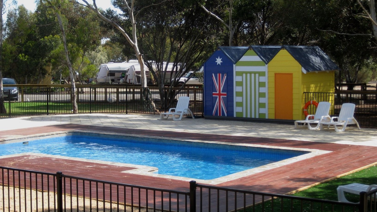 BIG4 Port Willunga Tourist Park - Lismore Accommodation