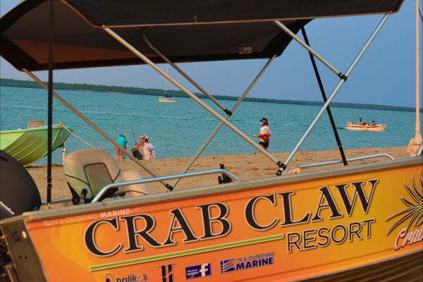 Crab Claw Island Resort - Lismore Accommodation