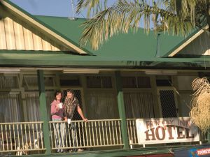 The Eltham Hotel  - Lismore Accommodation