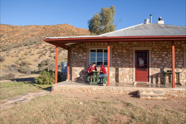 Nudlamutana Hut - Lismore Accommodation