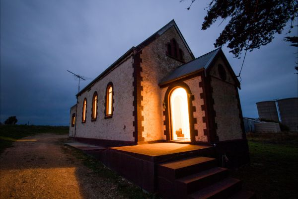 Lakeside Chapel Meningie - Lismore Accommodation