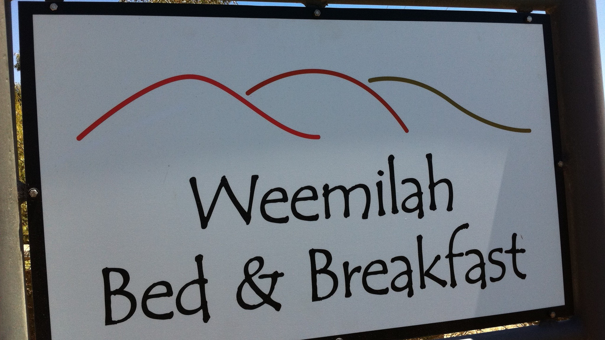 Weemilah Bed and Breakfast
