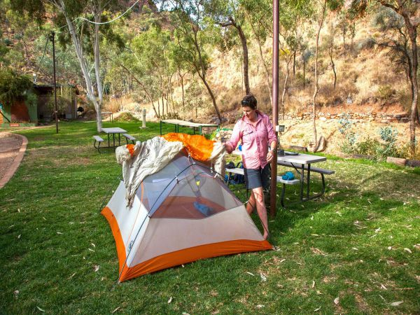 Standley Chasm Angkerle Camping - Lismore Accommodation
