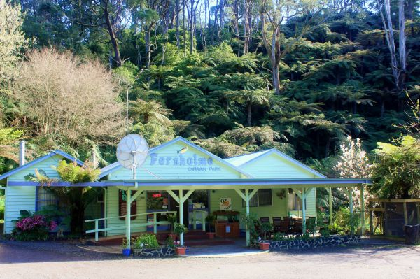 Tarra Valley Caravan Park - Lismore Accommodation