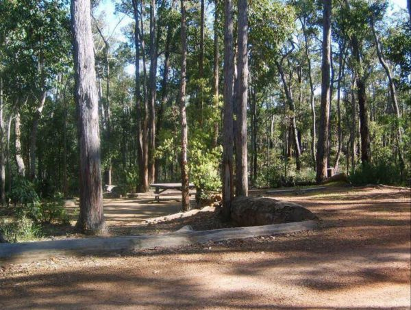 Barrabup Camp at St John Brook National Park - Lismore Accommodation