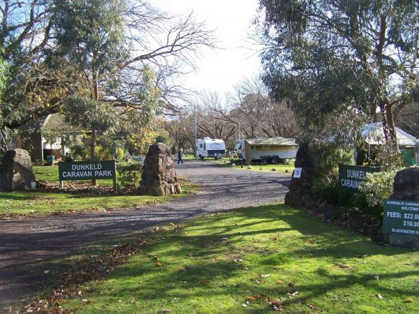 Dunkeld Caravan Park - Lismore Accommodation