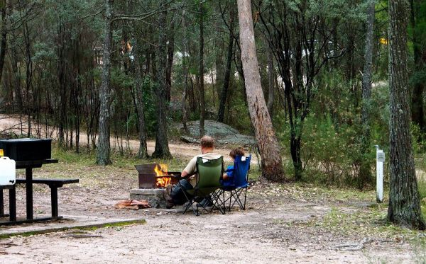 Girraween National Park Camping Ground - Lismore Accommodation