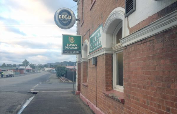 Cecil Hotel Zeehan - Lismore Accommodation