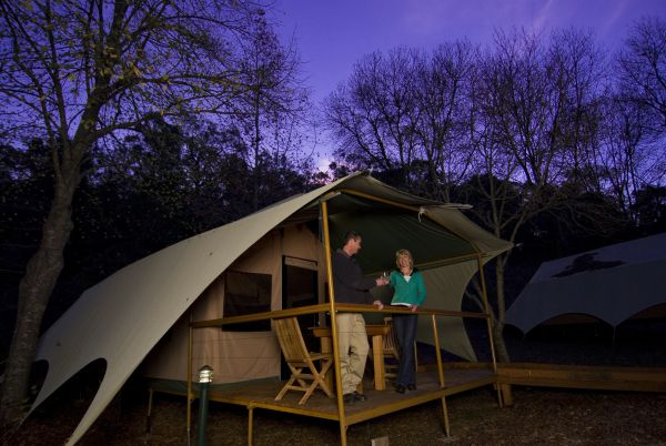 Wilderness Retreats Buchan Caves Reserve - Lismore Accommodation