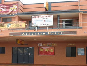 Atherton Hotel - Lismore Accommodation