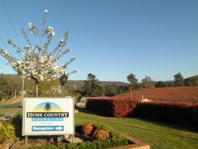 Hume Country Motor Inn - Lismore Accommodation