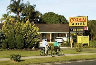 Ballina Colonial Motel - Lismore Accommodation