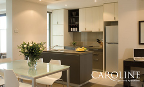 Caroline Serviced Apartments Brighton - Lismore Accommodation