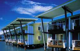 Couran Cove Island Resort - Lismore Accommodation