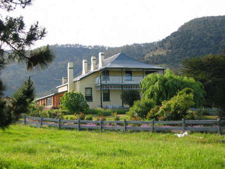 Stanton Bed and Breakfast - Lismore Accommodation