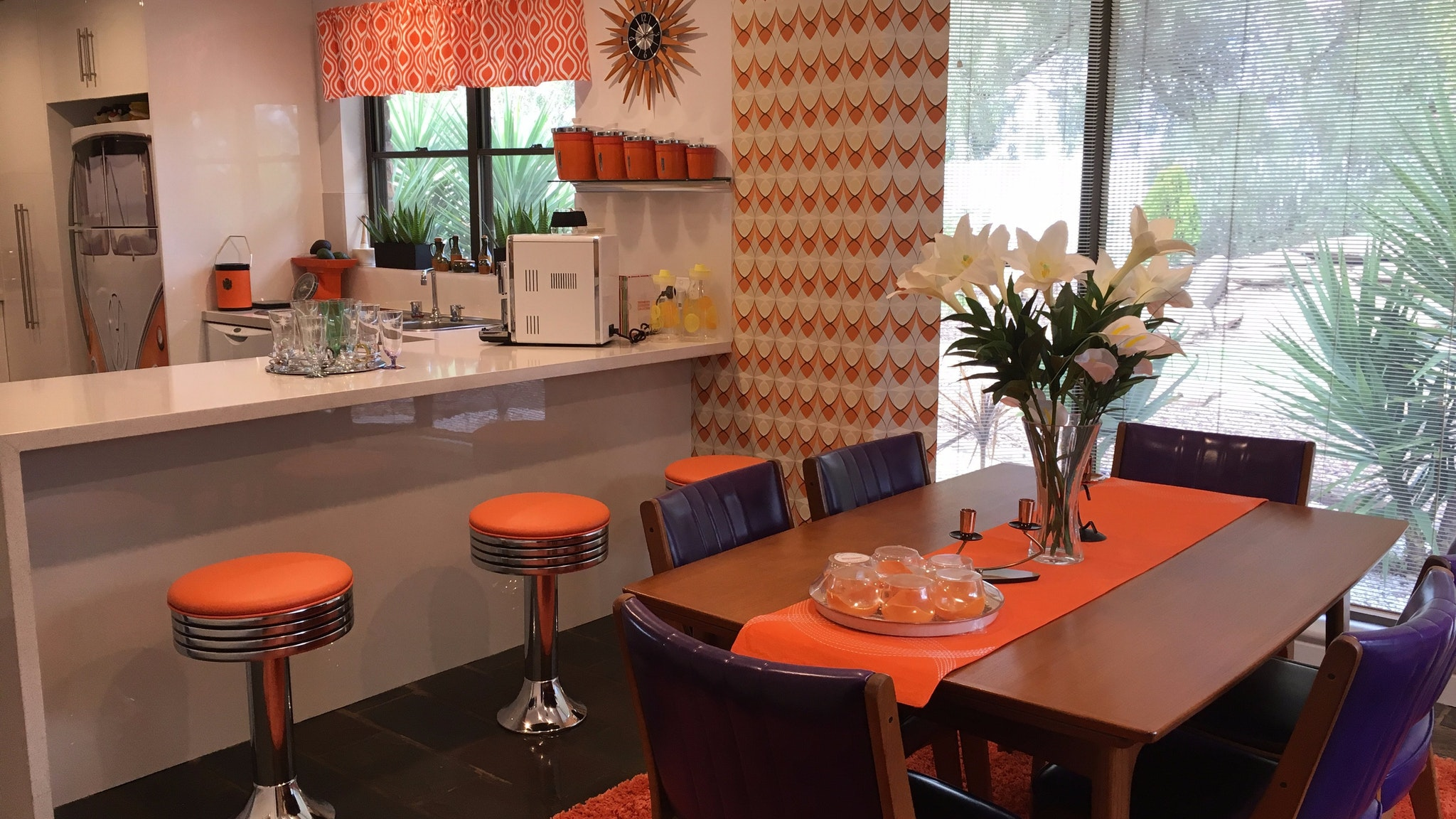 Barossa Retro BnB - Lismore Accommodation