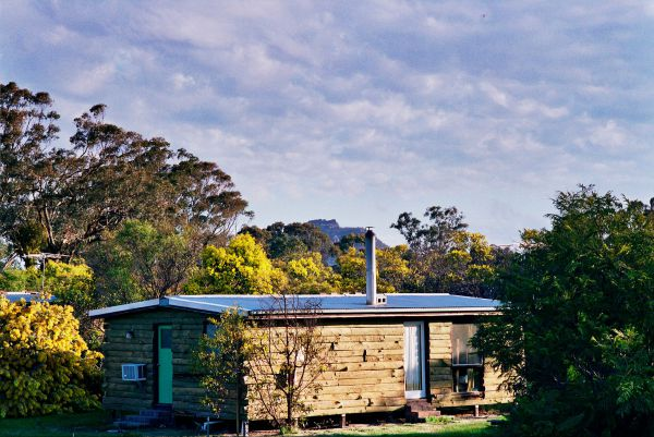 Mount Zero Log Cabins - Lismore Accommodation