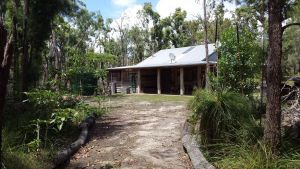 Byfield Cabins on Waterpark Creek - Lismore Accommodation