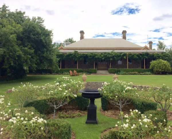 Clifton House and Gardens Farm Stay Accommodation - Lismore Accommodation