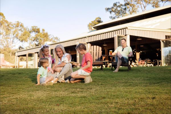 Paradise Country Farmstay - Lismore Accommodation