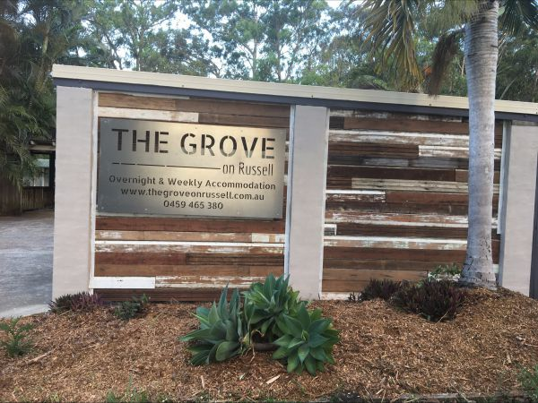 The Grove on Russell - Lismore Accommodation