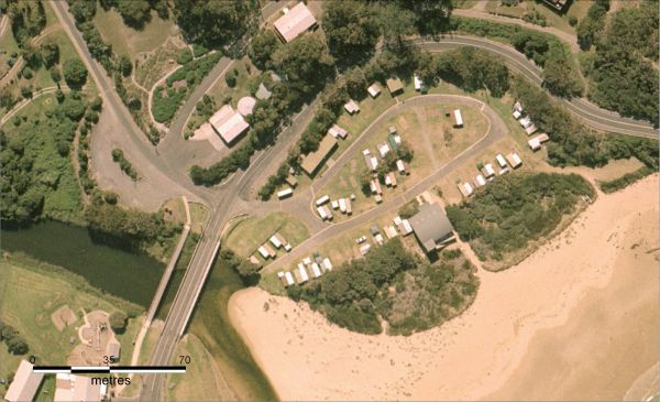 Wye River Beachfront Campground