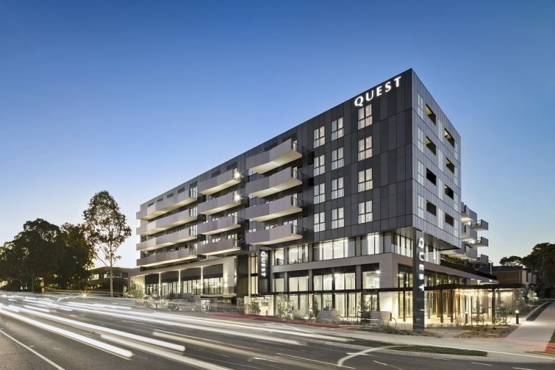 Quest Burwood East - Lismore Accommodation