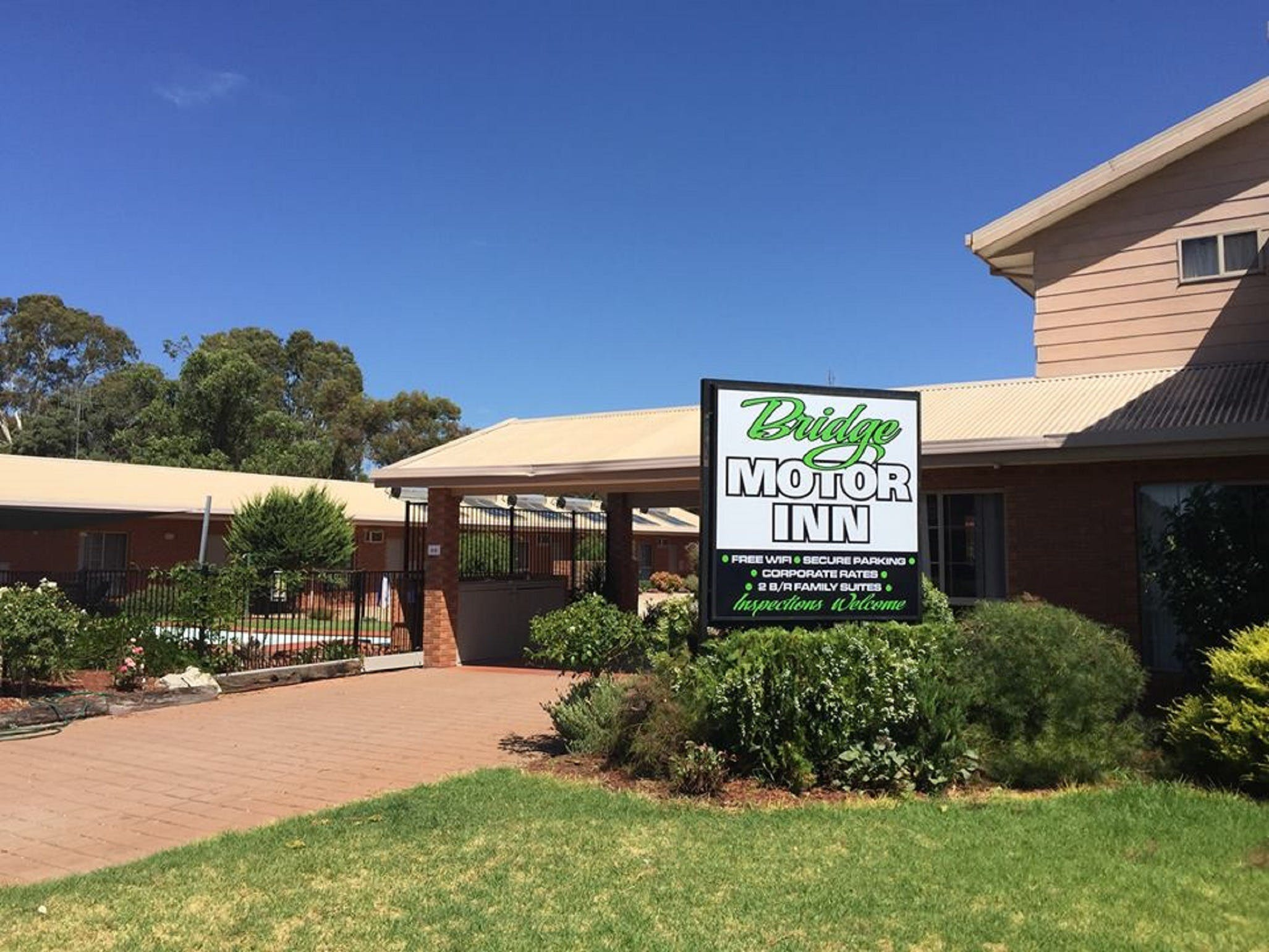 Bridge Motor Inn - Lismore Accommodation
