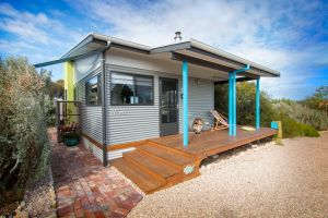 Coorong Cabins - Wren Cabin - Lismore Accommodation